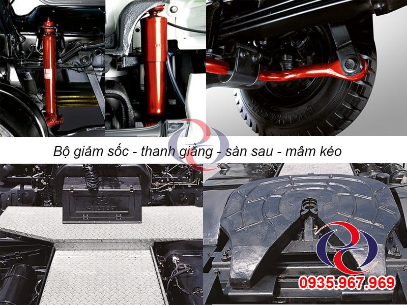 Động cơ xe HD1000