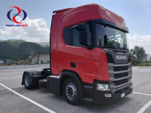 Xe đầu kéo Scania